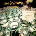 Słoiki jako alternatywa dla świeczników i wazonów