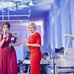 Patrycja Woy Wojciechowska i Joanna Racewicz fot. Celestyna Król
